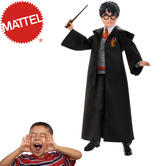 Harry Potter Harry Potter Doll | Toddler's Favourite Character | 27cm / 10.5in | +6yrs