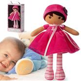 Kaloo Tendresse My Soft Doll Emma 32cm | Kid's Comforter | Baby's Super Soft Toy