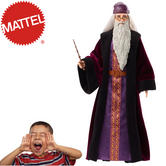 Harry Potter Professor Dumbledore Doll | Toddler's Favourite Character | 27cm/10.5in | +6 Years