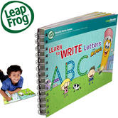 Leap Frog LeapReader Learn to Write Letters Mr Pencil | Educational Accessory | +4 To 8 Year