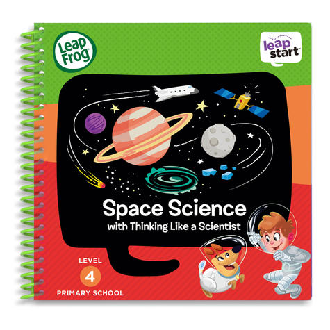 Leap Frog LeapStart Space Science Activity Book | 40+ Replayable Activities | +5 Years Thumbnail 2