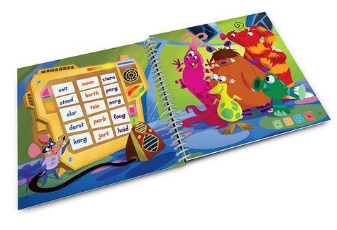Leap Frog LeapStart Superhero Vocabulary Activity Book   30+ Replayable Activities   +5 Years Thumbnail 5