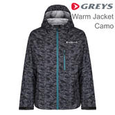 Greys Men's Warm Weather Wading Jacket | Climatex Material | Waterproof | For Fishing