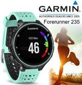 Garmin Forerunner 235 | GPS Running Sports Watch | Heart Rate/Live Tracking | BLK/BLUE