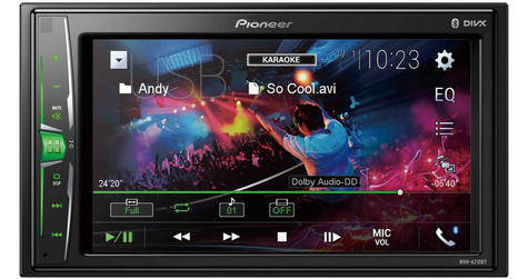 Pioneer 6.2? Car Stereo | Radio | Media Player | Bluetooth | iPod-iPhone-Android | USB/AUX Thumbnail 2