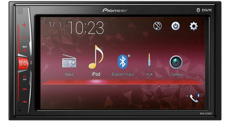 Pioneer 6.2? Car Stereo | Radio | Media Player | Bluetooth | iPod-iPhone-Android | USB/AUX Thumbnail 4