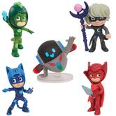 PJ Masks Super Moon Collectible Figures Set | Adventure Animated Series | 3yrs+ | 5Pk