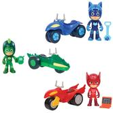 PJ Masks Super Moon Space Rover & Figure Assortment | Kid's Animated Series | 3yrs+