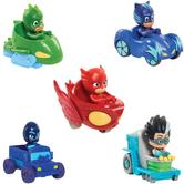 PJ Masks Vehicle and Figure Assortment | Kid's Aanimated Funny Toy Series | 3yrs+