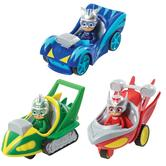 PJ Masks Speed Booster Vehicle & Figure Assortment | Kid's Animated Toy Series | 3y+