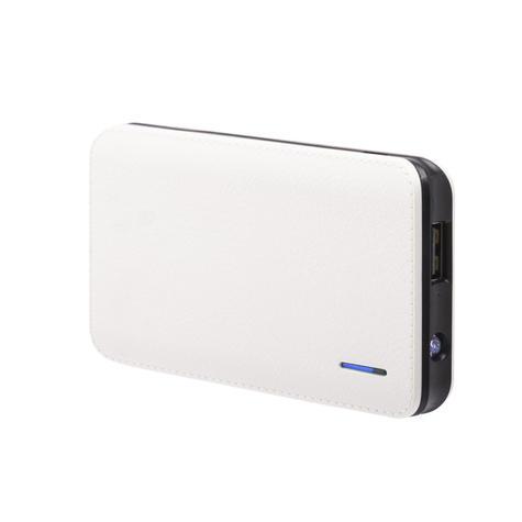 Urbanz 4000mAh Power Charger?Mobile-Smart Phones-Tablets-E-Readers-GPS?White?NEW Thumbnail 2