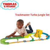 Thomas & Friends Trackmaster Turbo Jungle Set | Baby/Kid's Playtime Toy | +3 Years