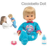 Cicciobello Love 'n' Kiss Interactive Doll | Phrases & Sounds | Fun Role Play | 3+Year