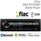 Sony Car Stereo Player | DAB+ Radio | CD Receiver | Bluetooth | iPod-iPhone-Android | USB