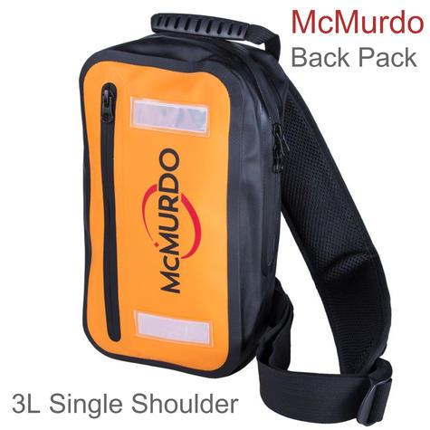 McMurdo 3L Single Shoulder Splashproof Back Pack | For Placed VHF Radio/EPIRB/SART Thumbnail 1