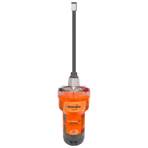 Mcmurdo SmartFind G8 AIS EPIRB | 72 MEOSAR | 406 & 121.5 MHz GPS/ GNSS | Marine Use Thumbnail 3