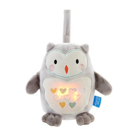 GroFriends Sleep Aid Ollie the Owl | Kid's Comfort Sleeping Toy | Light-Sound Sleep Thumbnail 2