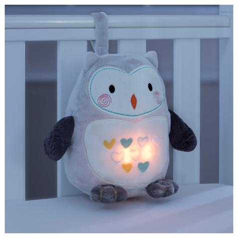 GroFriends Sleep Aid Ollie the Owl | Kid's Comfort Sleeping Toy | Light-Sound Sleep Thumbnail 4