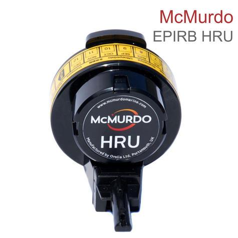 McMurdo EPIRB Hydrostatic Release Unit | SOLAS & IMO Complies | Compact & Float Free Thumbnail 1