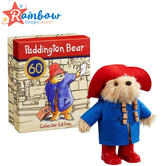 Paddington Bear Anniversary Collection Traditional 27cm | Kid's SoftPlush Toy | +10 Months