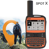 SPOT X 2-WAY Satellite Messenger/ Communicator | Emergency Alert | S.O.S | IP67 | Orange