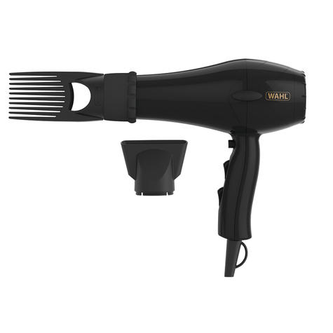 Wahl PowerPik 2 Hair Dryer | 1500W | 3 Heat & 2 Speed Settings | 3M Cable | Black | ZY017 Thumbnail 2