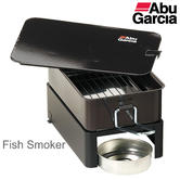 Abu Garcia Fish Smokers Smoker | Way to Smoke & Coocking Fish | Black