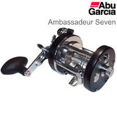 Abu Garcia Ambassadeur Seven Sea Fishing Multiplier Reel | Ratio 4.1:1 | 1125243