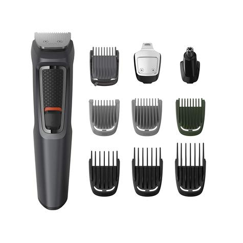 Philips MG3747 Series 3000 10 in 1 Multi Grooming Kit | Beard, Hair & Nose Trimmer Thumbnail 2