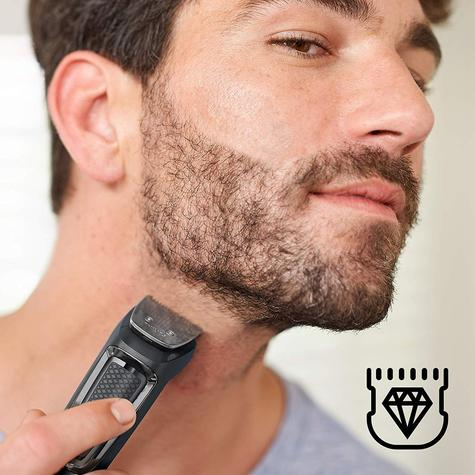 Philips MG3747 Series 3000 10 in 1 Multi Grooming Kit | Beard, Hair & Nose Trimmer Thumbnail 3