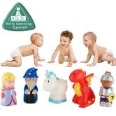 Early Learning Centre Happyland Fairy Tale Figure Set | Small Characters Playset