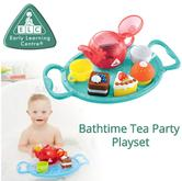 Early Learning Centre Bathtime Tea Party | Baby/Kid's Bathtime/Funtime Toy | +12 Months