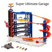 Hot Wheels Super Ultimate Garage | Kid's Cars Parking Toy Connectable Play Set | 5y+