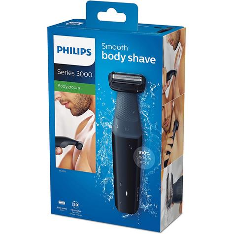 Philips BG3010/13 Series 3000 Showerproof Men's Body Groomer | Skin Comfort System Thumbnail 7