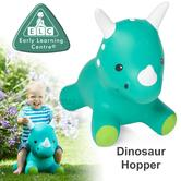 Early Learning Centre Dinosaur Hopper | Kid's Balancing/Bouncing Toy | Dino Play Sit