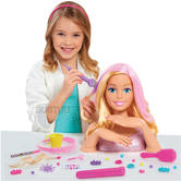 Barbie Colour & Style Deluxe Styling Head | Skill Development | Creative Play | 3 Yrs+