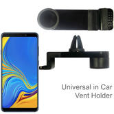 Universal Car Vent Smartphone Holder | 360° Mobile Mount | For Samsung Galaxy A9/On7