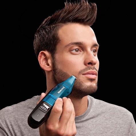 Remington PG6070 Vacuum Advanced 5-in-1 Grooming Kit | Body-Hair-Nose-Ear Trimmer Thumbnail 6