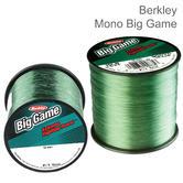 Berkley Mono Big Game Line | Sea Beach carp Fishing Line | Green | 370-440-595-900 yds