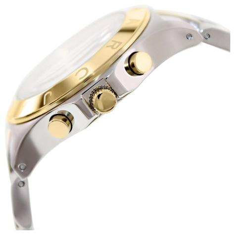 Marc Jacobs Blade Ladies Watch | Chronograph Dial Stone Marker | Stainless Strap | MBM3177 Thumbnail 2