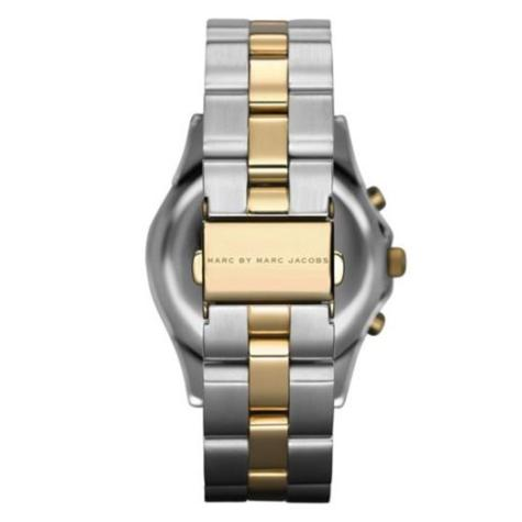 Marc Jacobs Blade Ladies Watch | Chronograph Dial Stone Marker | Stainless Strap | MBM3177 Thumbnail 3