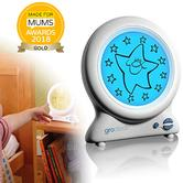 The Gro Company GroClock | Sleep Trainer | Kid's Bedtime Story Book | Alarm Clock | 2y+