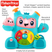 Fisher-Price Dance & Groove Rockit | Kid's Fun Activity Toy | With Lights & Songs