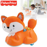 Fisher-Price Sit to Crawl Learning Fox | Kid's Fun Activity Toy | With Lights & Songs
