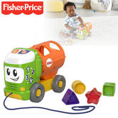 Fisher-Price Sort and Spill Learning Truck | Learn Shapes, Colors & Numbers | With Lights & Music | +6m
