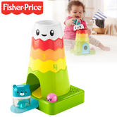 Fisher-Price Stack and Slide Magic Mountain | Learn Stacking & Building | With Light | +6m