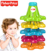 Fisher-Price Spinning Stackers | Learn Stacking ,Building & Spinning | Fun Activity Toy | +6m