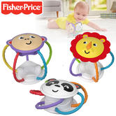 Fisher-Price Twist and Turn Rattle Assortment | Baby's Teething Toy With Sound | +3m