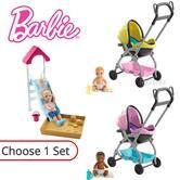 Barbie Babysitter Storytelling Accessory Set | Kid's Playground Toy | Giftware | 3y+