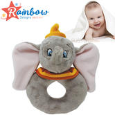 Disney Baby Dumbo Holding Comforter | Baby's Nursary Plush Toy/Blanket | Giftware | +0 Months